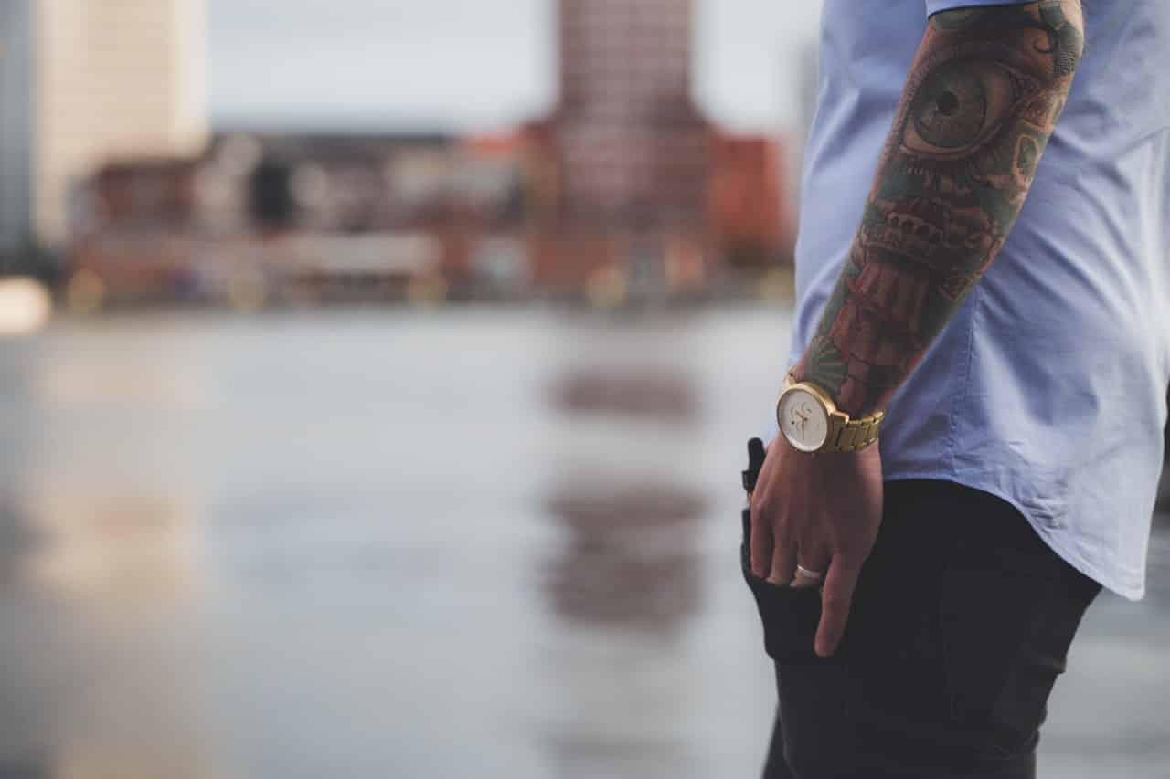 Manner Tattoo Unterarm Einzigartige Unterarm Tattoos Fur Manner Mit