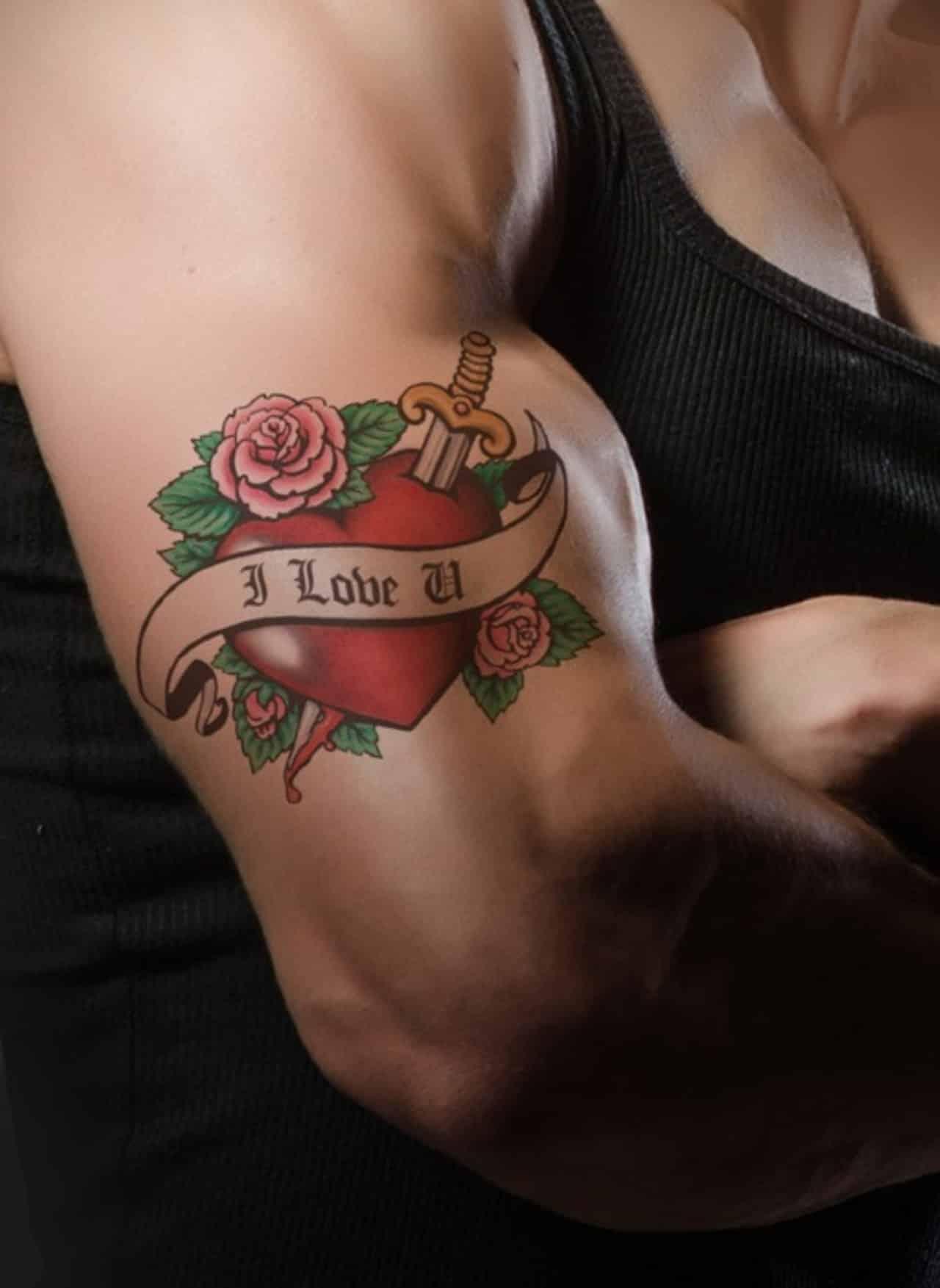 Bedeutung tattoos freiheit mann mit 125 unglaubliche